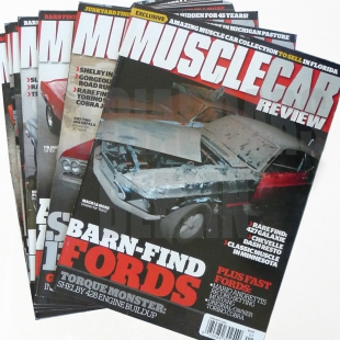 Muscle Car Review 2014/2015 - 15 Hefte