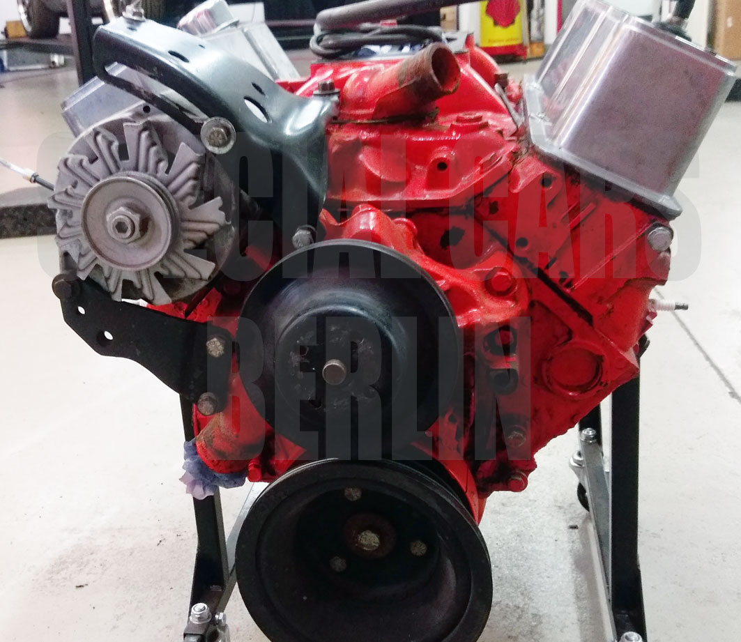 Used 305 Cui Chevy Sb Specialcarsberlin